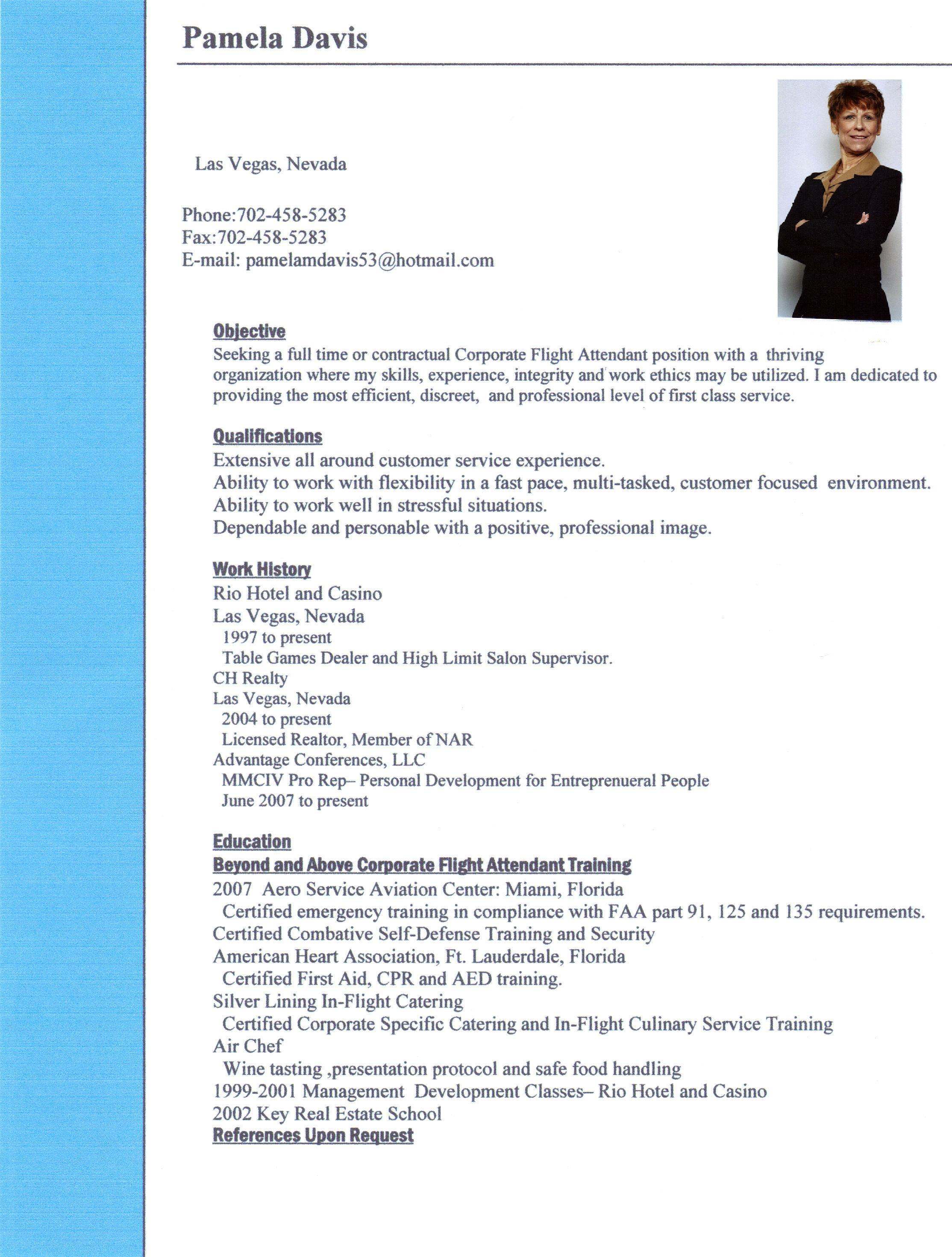 sample casing resume ehow - First Time Realtor Resume